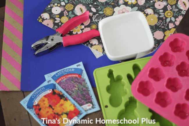 Fun Kids Activity How to Make Wildflower Seed Bombs 2 at Tina's Dynamic Homeschool Plus
