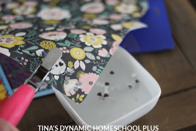 Fun Kids Activity How to Make Wildflower Seed Bombs at Tina's Dynamic Homeschool Plus 2