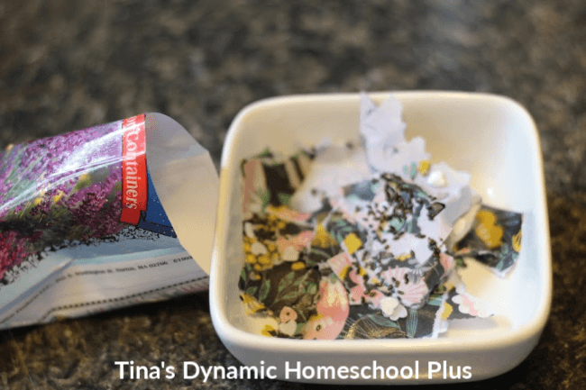 Fun Kids Activity How to Make Wildflower Seed Bombs at Tina's Dynamic Homeschool Plus 6