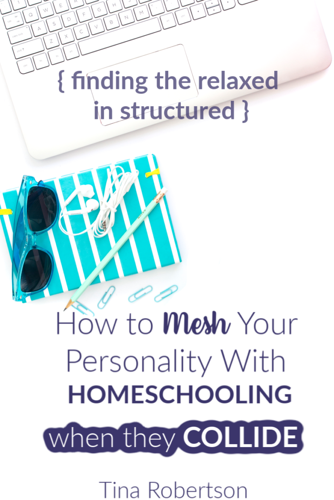 How to Mesh Your Personality With Homeschooling When They Collide.We bring our view of what is education to the homeschool world based on our experiences. That's not the shocking part. How to mesh our personality with homeschooling when they collide is the painful part. CLICK HERE if you want to go from structured to relax! #homeschool #homeschooling