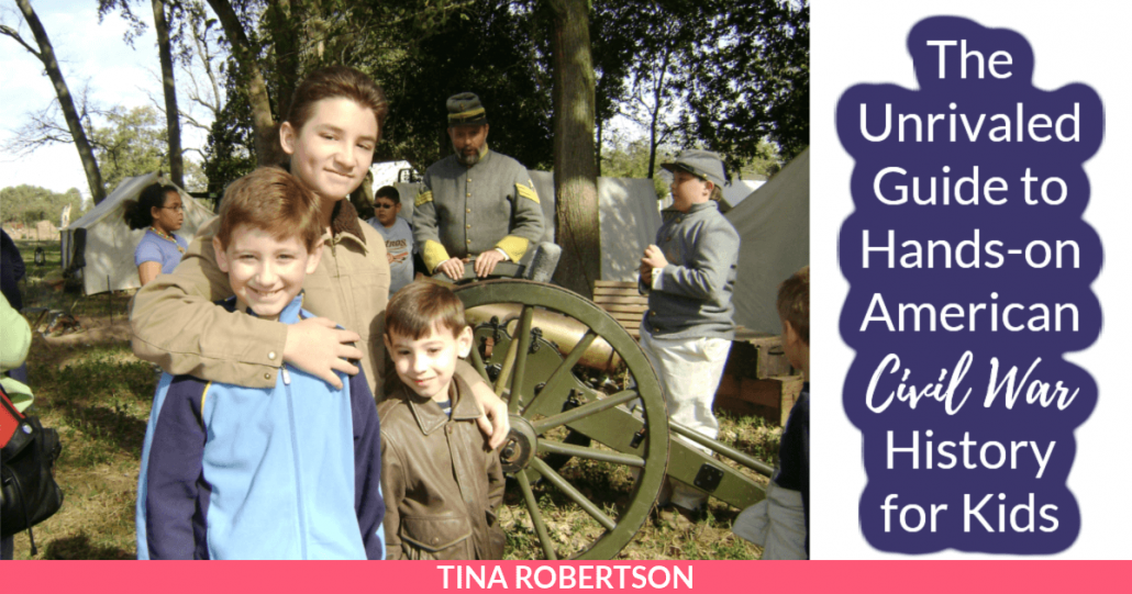 The Unrivaled Guide to Hands-on American Civil War History for Kids