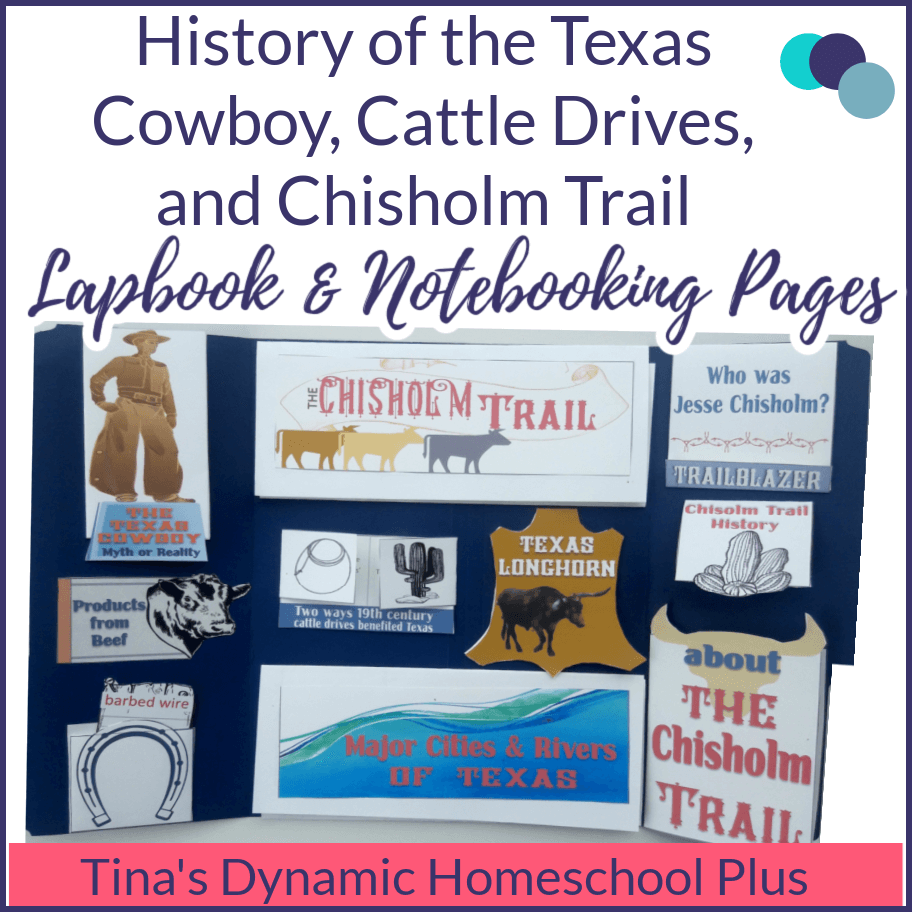 History of the Texas Cowboy, Cattle Drives, and Chisholm Trail