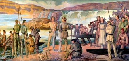 a history of the corps of discovery expedition The corps of discovery were the first americans to explore new lands purchased for the us and its people learn about this important group's.
