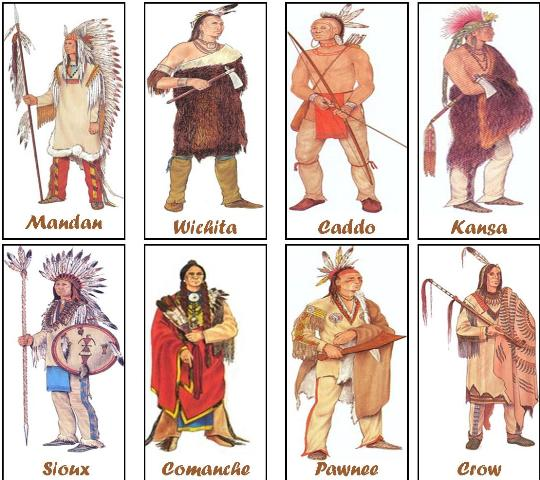 Plains Indians. Unit Study & Lapbook